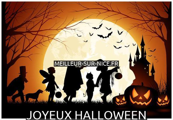 Gif joyeuse halloween
